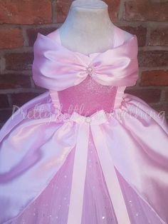 f813f7b903b0 Pink luxury tutu dress princess dress fancy dress party Kids Clothes Online  Shopping