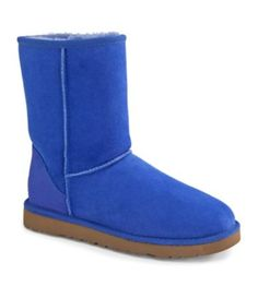 Yay blue uggs!!!