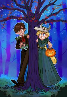"rina-sennik: "" Happy Halloween, everyone! """