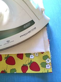 Step by step sewing lined curtains