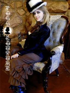 Steampunk Dapper Print by Fogg Couture and League of Fogg
