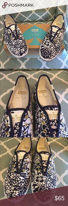 Keds / Kate Spade Navy design Kate Spade Keds Keds Shoes