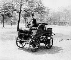 Cuando los coches eléctricos eran más populares y mejores que los de gasolina