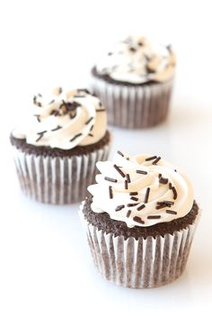 #Epicure Chocolate Cupcakes