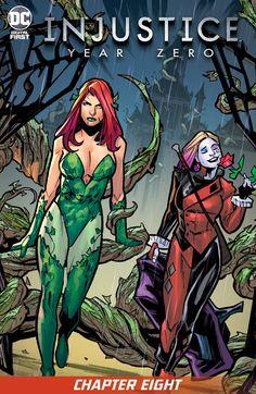 Batgirl And Robin, Catwoman Selina Kyle, Harley Quinn Halloween, Gotham Girls, Damian Wayne, American Comics, Nightwing, Poison Ivy, Gotham City