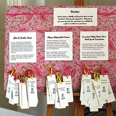 charity donation favors