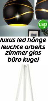 2er Set Luxus Pendel Leuchten Glas klar Wohn Zimmer Decken Hänge Beleuchtungen