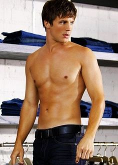 He's hot when he's ... I'm sorry, what was the question? | 24 Reminders That Matt Lanter Is Hot