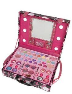 zebra mega makeup kit  shop justice makeup kit kids makeup
