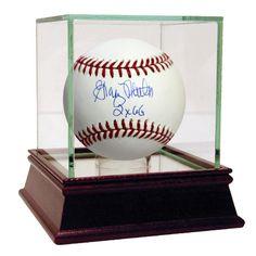 Graig Nettles Signed MLB Baseball w/ '2x GG' Insc