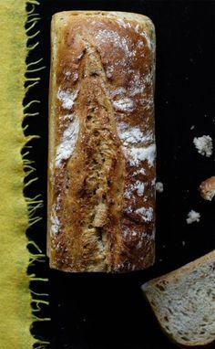 Leipää juuresta