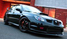 Black Beauty: 2006 Subaru Impreza WRX STi