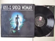 Kiss Of The Spider Woman Original Soundtrack With Dialogue 1985 Vinyl LP ISTA 12
