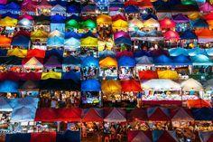 Popular on 500px : Ratchada market by manjik