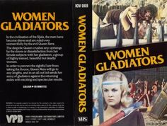 """Women Gladiators"""