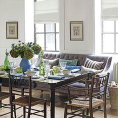 Image result for sofa with kitchen table