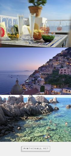 Your Perfect Capri Vacation Itinerary: Eat, Shop, and Explore #travel #capri #italy #beaches #food #shopping