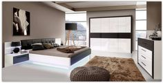 Recover Modern, Bedroom, Table, Furniture, Medium, Design, Home Decor, Master Bedroom Closet, Trendy Tree