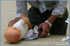 doTERRA oils/thunderstorm: Best Diaper Changing Technique for Newborns to Reduce Colic