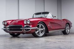 '62 Corvette..Re-pin brought to you by agents of #Carinsurance at #HouseofInsurance in Eugene, Oregon