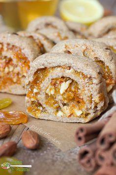 Ржаное печенье - рецепт. Печенье из ржаной муки с фото и ВИДЕО! | Добрые вегетарианские рецепты с фото и видео