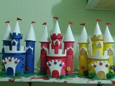 Castelos EVA