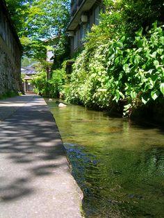 Landscape Architecture, Landscape Design, Japan Countryside, Outdoor Ponds, Japan Landscape, Go To Japan, Aesthetic Japan, Water Garden, Places Around The World