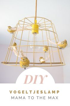 Cage Pendant Light, Cage Light, Kids Lamps, Light Crafts, Kids Decor, Home Decor, Diy Interior, House Made, Diy Crafts For Kids