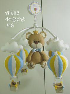 *FELT ART ~ Ateliê do Bebê MG