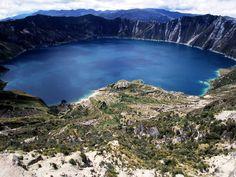 Laguna del Volcán Quilotoa