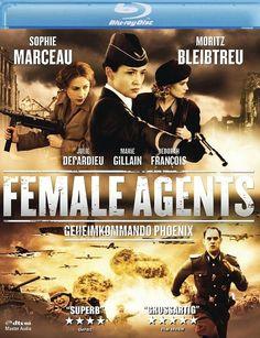 Female Agents - Moritz Bleibtreu  Sophie Marceau