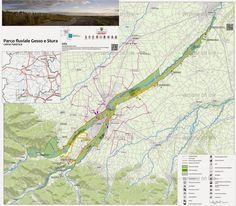 Cuneo e dintorni: Piste ciclabili al Parco Fluviale