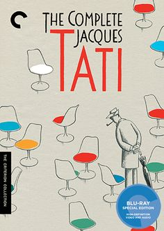 The Complete Jacques Tati (Criterion Blu-Ray)