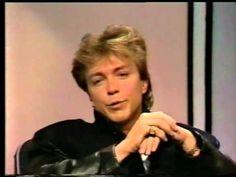David Cassidy interview 80s 2