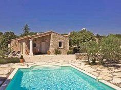 La piscine de la location de vacances Mas en pierre à Gordes ,Vaucluse - photo 19524 Crédits Maison en Provence (TM) / Le propriétaire
