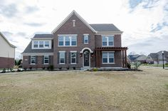 Fischer homes yale model exterior collections pinterest house lexington run champions crossing batavia oh new homes yale malvernweather Gallery