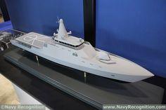UDT 2017: Saab Rolls Out its MCMV 80 Mine Counter Measure Vessel Design