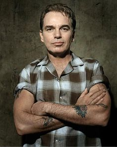 Billy Bob Thornton!!! He is my Favorite actor in hollywoood!!!