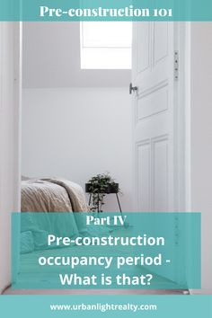 Pre-construction – Part IV Real Estate Investor, Real Estate Marketing, Operating Expense, Buying A Condo, Toronto Condo, Buying Your First Home, Vocabulary List, Construction Cost, Real Estate Tips