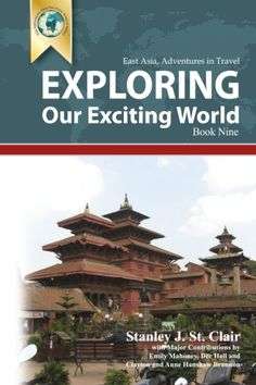 This volume is timely, offering true travel adventures in the area of Nepal which suffered great earthquake damage on 25 April 2015 and the Yangtze River where the cruise ship capsized on 1 June 2015, and much history of the entire region of East Asia.