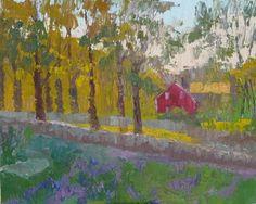 Julian Alden Weir Landscape | autumn_morning_at_j__alden_weir_farm_landscapes__landscapes ...