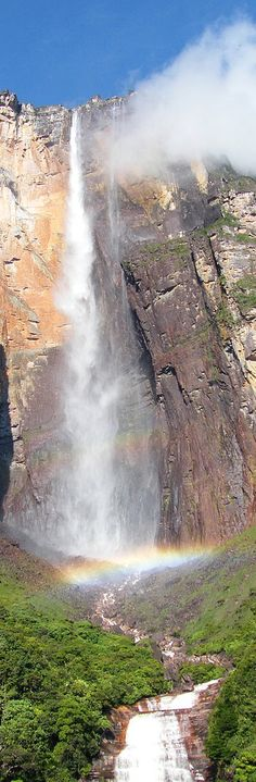 Angel Falls, Venezuela – Natural Beauty in South America