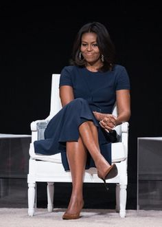 Michelle Obama at the Let The Girls Learn Global Conversation