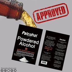 Palcohol Approved Despite Warnings of Potential Abuse. #alcohol #alcoholism #addiction #abuse #alcoholabuse #addict #law #states