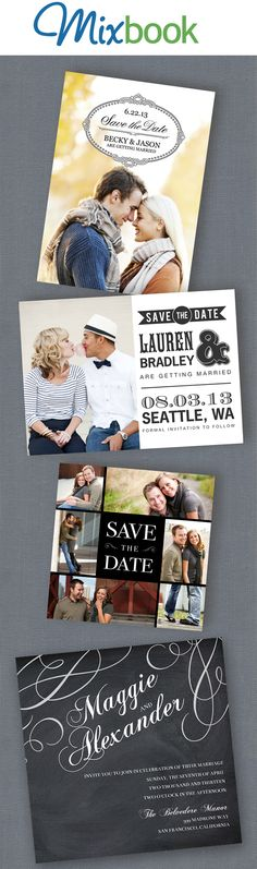 Mixbook has beautiful invitations and photobooks! Check it out, and receive a 25% off ENTIRE purchase until 2/28/13 when using the OnceWed coupon code!