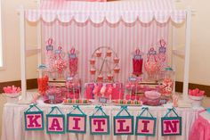 carnival party Birthday Party Ideas | Photo 3 of 12 | Catch My Party