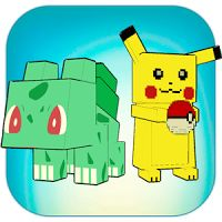 Multicraft GO Pixelmon mod 8 FULL APK  games role playing
