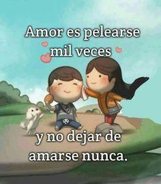 Entonces si nos amamos... ❤