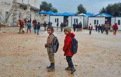 """""""Suriye'de """"Savaşın Çocukları"""" her türlü kötü şartlara rağmen okullarına devam ediyorlar. #syria #war #children #school #travel #traveler #traveling #travelling #travellers #traveller #travelgram #travelingram #travelworld #traveltheworld #travelphoto #travelphotography #travelphotographer #travellife #travelpicture #travelblog#travelblogger #instapicture #instatraveling #instatravelling #instatraveller #instatraveling #instapic #instasyria"""" by @hmaydin. #fashionbloggers #bbloggers…"""