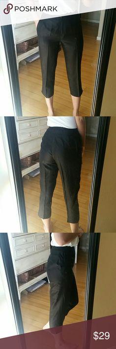 7fa20e1db10bc Tahari silk high waist pants These are incredible pants that I wish were  long enough on